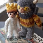 Where the Wild Things Are amigurumi crochet patterns