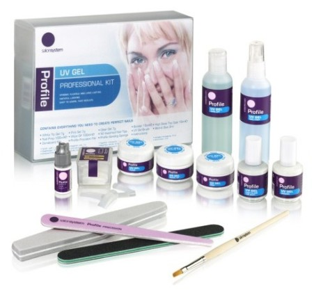 Gel nail kit with uv light argos