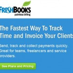 FreshBooks: send out professional invoices on time