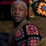Lafayette's True Blood afghan crochet pattern