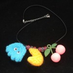 packman necklace