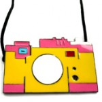 Snap happy camera necklaces
