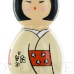 Kokeshi Japanese Vibrating Massage Dolls