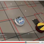 Roomba Pac-Man for realsies