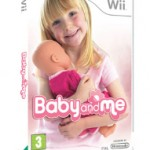 Nintendo Wii's Baby and Me: creepy virtual doll game
