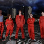 Preview: E4's Misfits. Superheroes with ASBOs
