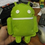 Make your own Google Android Doll
