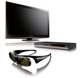 Pansonic 3D HDTV