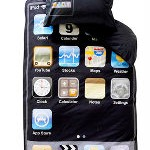 Apple iPhone bedding: there should be a nap for that