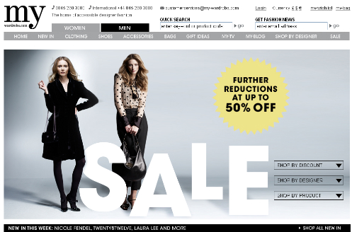 Designer Clothing On Sale Online I ve seen some great sales