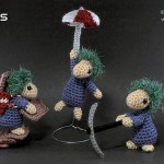 Lemmings Crochet Pattern