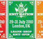 London knitting show