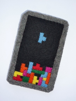 Tetris iPhone case from Etsy seller EgoorEngland