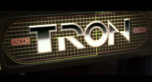 Tron Legacy movie trailer