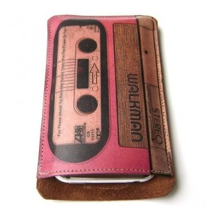 Beautiful Skin Cassette iPhone 4 Case