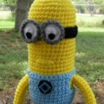 Despicable Me Minion free amigurumi pattern