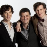 Doctor Who and Sherlock news a-go-go from Edinburgh