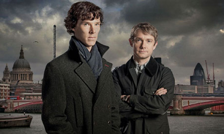 Sherlock finale - The Great Game