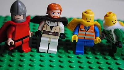 Lego Capes