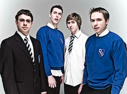 The Inbetweeners on E4
