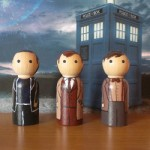 Doctor Who Peg People