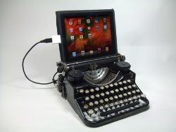 USB Typewriter from Etsy