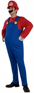 Mario Fancy Dress