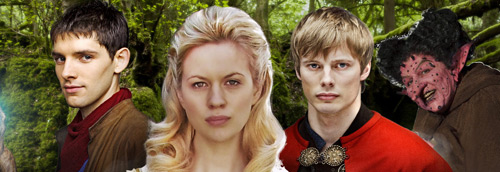 Merlin: The Changeling