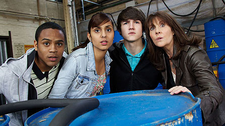 Sarah Jane Adventures - The Nightmare Man