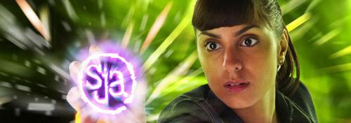 Sarah Jane Adventures - Anjli Mohindra as Rani Chandra