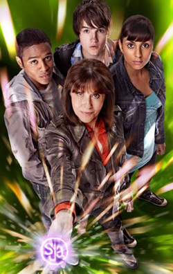 Sarah Jane Adventures: Lost In Time