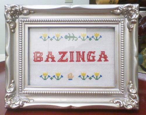 Bazinga! It's the best of the craft blogs
