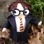 Free Harry Potter doll pattern