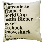 The Google 2011 cushion