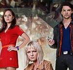 Primeval - Series Four Cast