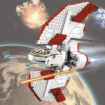 LEGO Star Wars T-6 Jedi Shuttle: Dork Review