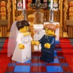 Royal Wedding Will Kate Lego
