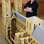 Westminster Abbey Lego