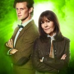 Doctor Who - Matt Smith & Elisabeth Sladen