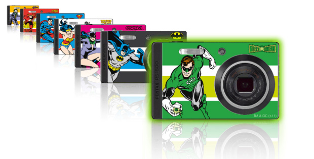 Pentax Green Lantern Collector Pack