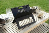 Fold Flat BBQ from IWOOT