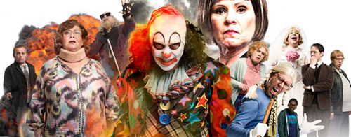 Psychoville: Series Two – Dork Preview
