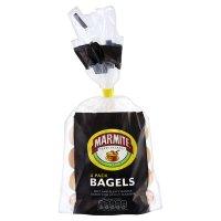 Marmite Bagels