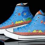 Super Mario Converse Sneakers