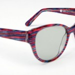 Giles Deacon 3D glasses from LG