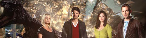 Primeval - Series Five Cast