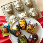 Make your own Iron Man, Thor and Captain America cakes!