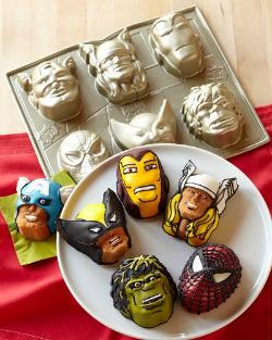 Make Your Own Avengers Cake