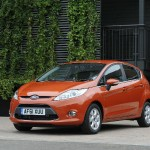 Are eco-friendly cars any fun? Ford Fiesta Econetic