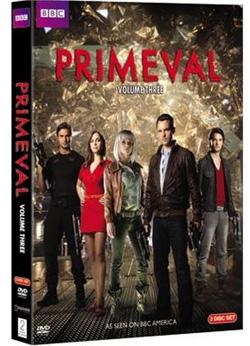 Primeval: Volume 3 DVD
